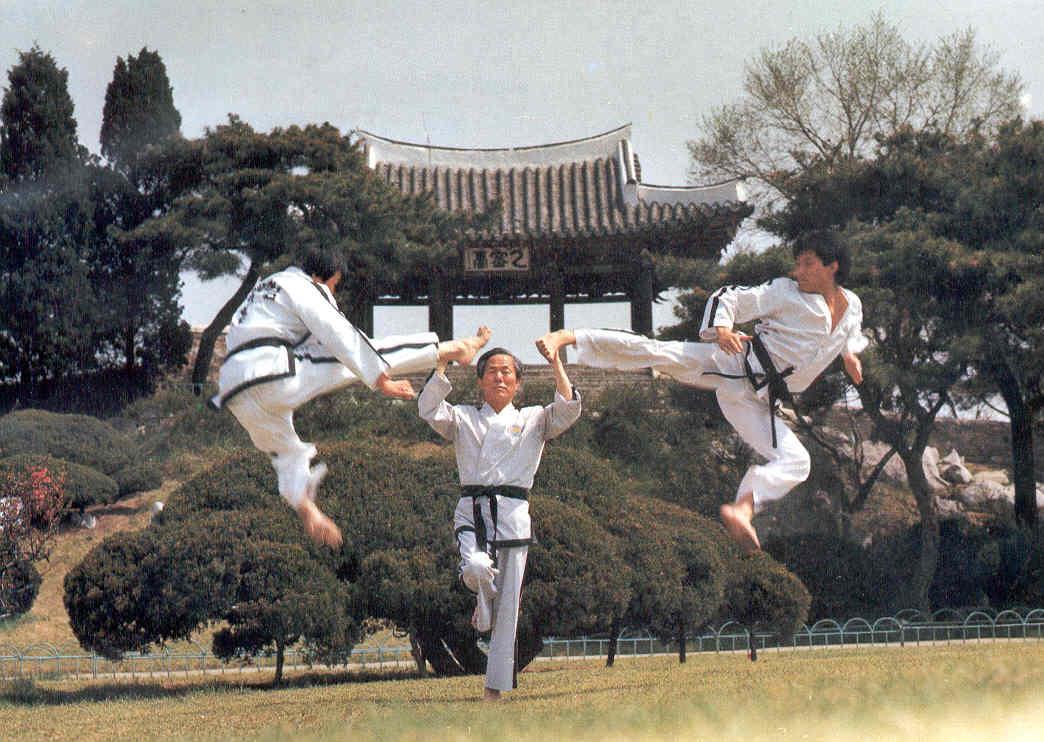 taekwondo-itf